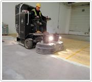 concrete paint remover machine